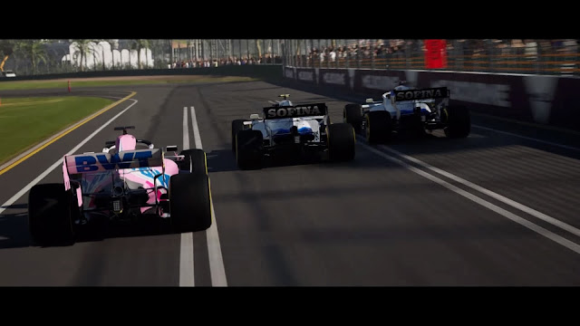 Análisis de F1 2021 para PS4.