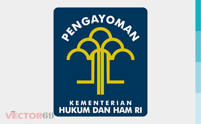 Logo Kementerian Hukum dan HAM Indonesia (Kemenkumham) - Download Vector File SVG (Scalable Vector Graphics)
