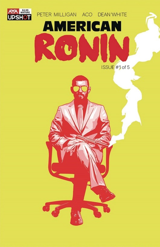 Cover of American Ronin #1