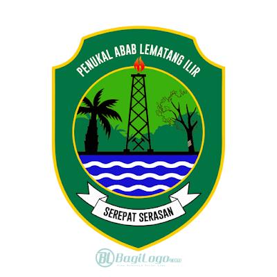 Kabupaten Penukal Abab Lematang Ilir Logo Vector