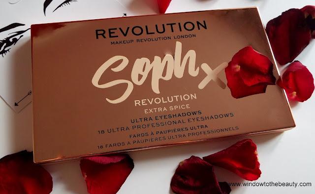 Sophx Extra Spice recenzja