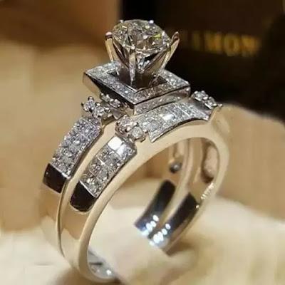 Model Cincin Pernikahan Terindah di Dunia Terbaru