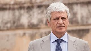 Fabrizio Bentivoglio Romanzo siciliano