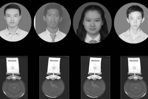 Siswa Indonesia Raih Prestasi IBO Challenge di Jepang