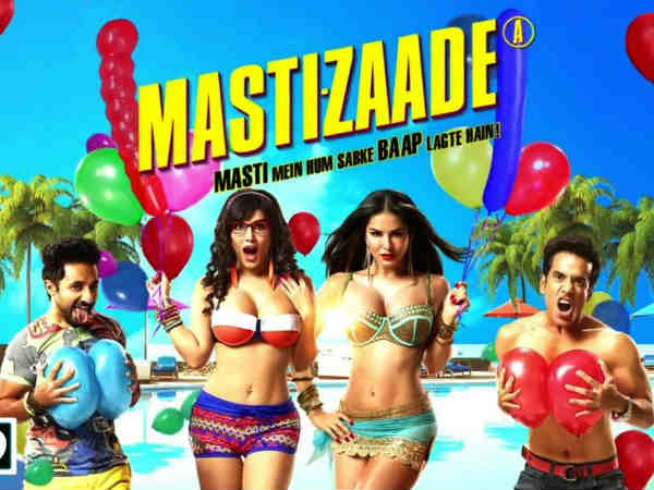 worst fil of the year - mastizaade