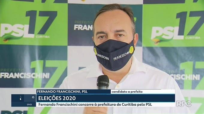 Curitiba tem os 16 candidatos a prefeito registrados