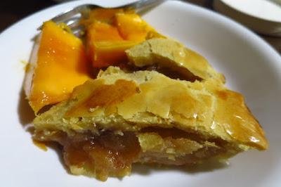 Swisslink Bakery & Cafe, apple pie