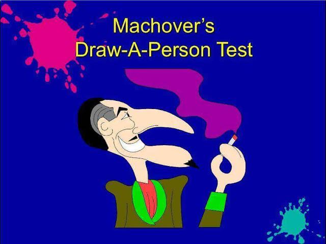 Tes Menggambar Orang (Draw A Person)