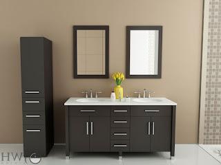 53 bathroom vanity cabinet