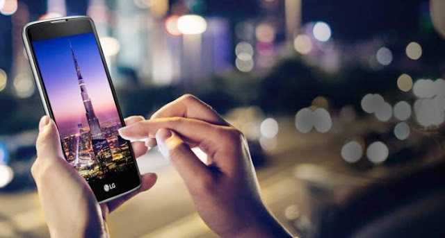 Smartphone LG K8 dan K5 Harga Terjangkau