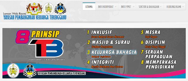 Rasmi - Jawatan Kosong (YPKT) Yayasan Pembangunan Keluarga Terengganu 2019