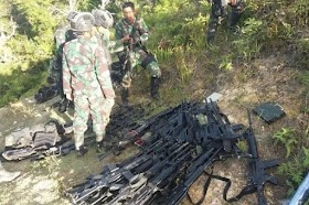 Detik-detik 2 Prajurit TNI Tewas, 15 Luka-luka