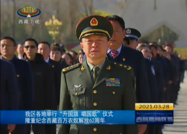 Tibet: Not Liberated Yet