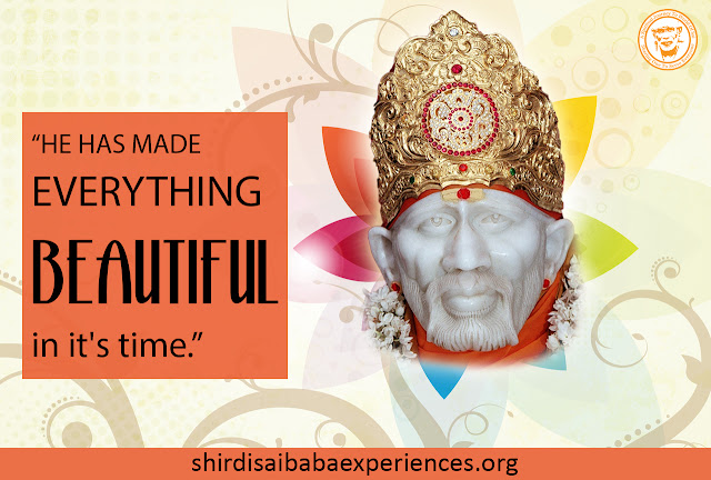 Baba Please Help For Job And Love Marriage - Anonymous Sai Devotee