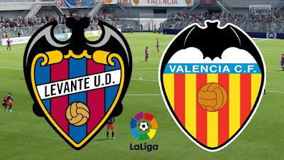 مشاهدة مباراة فالنسيا وليفانتي 13-9-2020 بث مباشر في الدوري الاسباني