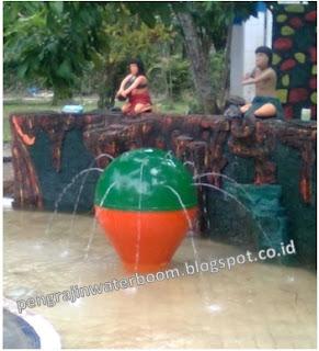 Arena permainan waterboom