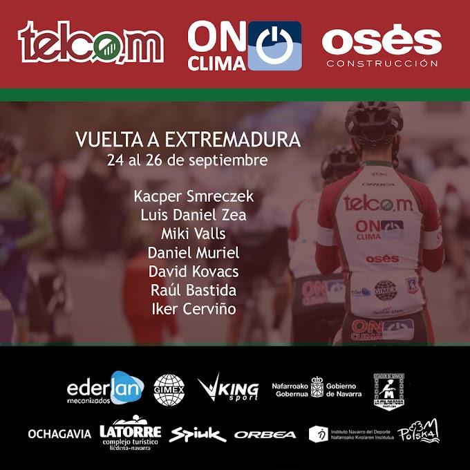 Mundial Sub23, Vuelta a Extremadura y Ereño para el Telco,m On Clima Osés