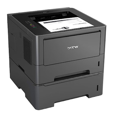 Easy to role roam impress features including alongside AirPrint together with Google Cloud Print Brother HL-5450DNT Driver Downloads
