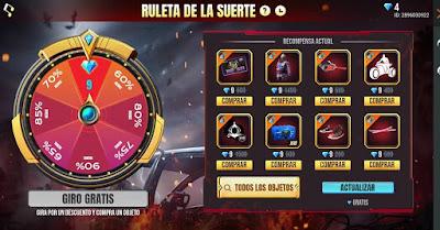 Lucky Wheel Discount