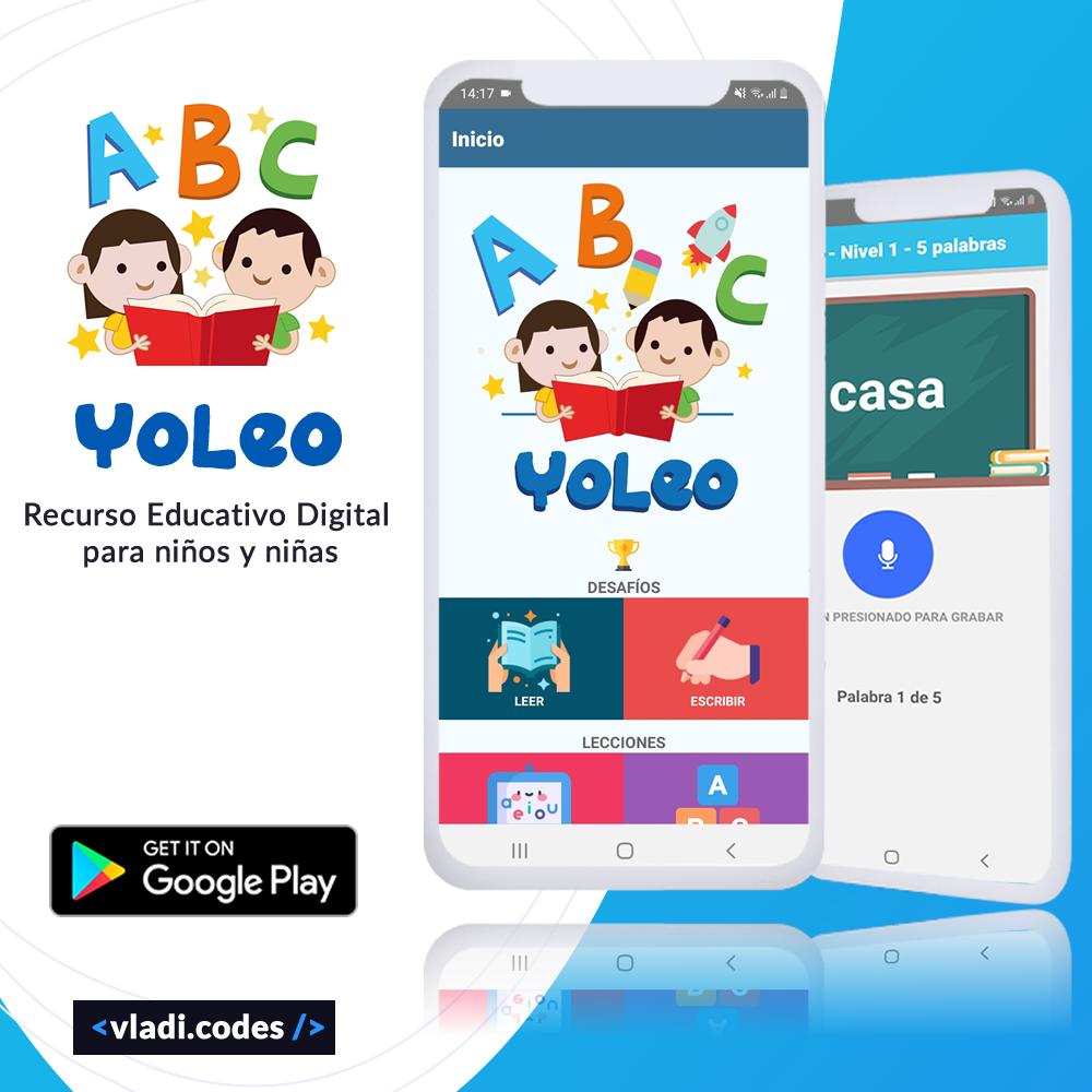 Proyecto: YoLeo App