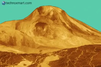 37 Recognized Active Volcanic Centres On Venus Is Discovered