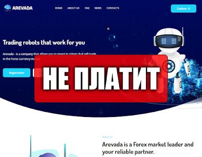 Скриншоты выплат с хайпа arevada.com