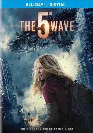 The 5th Wave 2016 BluRay 350MB English Movie 480p Watch Online Full Movie Download bolly4u