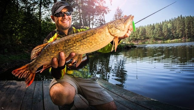 Spot Mancing Danau Champlain Vermont-New York