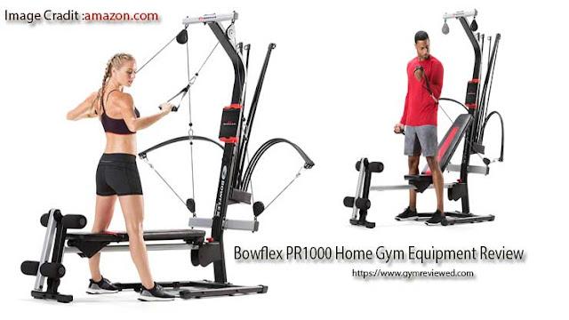 Bowflex PR1000 Home Gym Equipment Review
