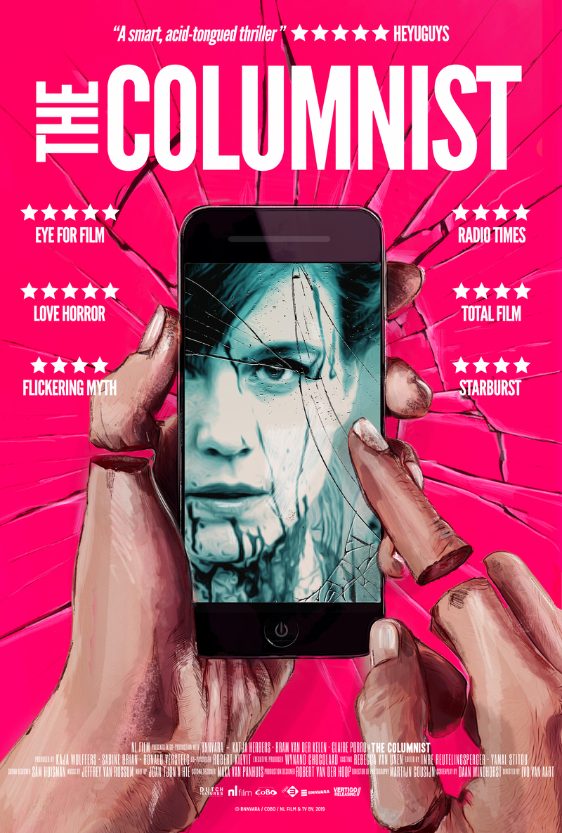 the columnist poster