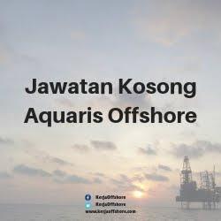Jawatan Kerja Kosong Aquaris Offshore Sdn Bhd