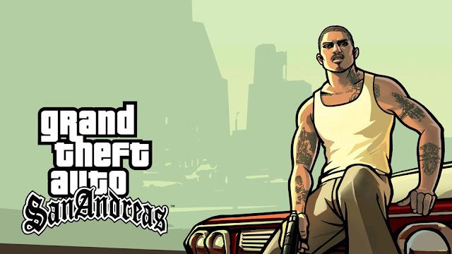 تحميل لعبة جراند GTA : San Andreas v1.08 مدفوعة ومهكرة للاندرويد (اخر اصدار)