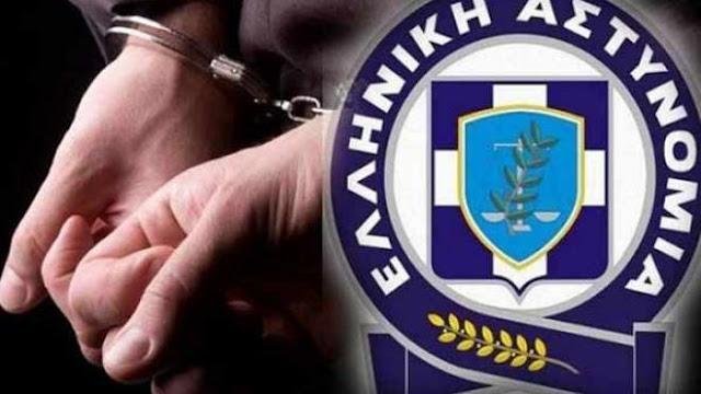 Τρία άτομα συνελήφθησαν σε χωριό του Ναυπλίου με μαχαίρια