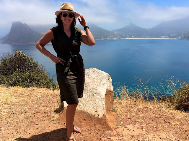 Sabine Blehle from GoVacation Africa in Cape Town - South Africa.