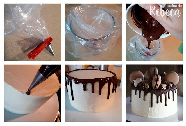 Decoración de la tarta