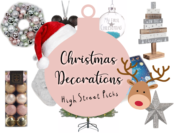 Christmas Decorations | High Street Picks