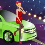 Car model dress up