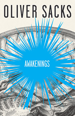 睡人《Awakenings》 書 封面 -Oliver Sacks