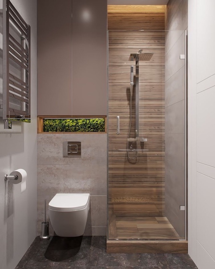 Functional Small Toilet Designs Ideas