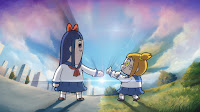 Pop Team Epic does Your Name