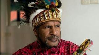 Deklarasikan Diri Jadi Presiden Sementara Papua Barat, Benny Wenda Diskakmat Jenderal Purn TNI