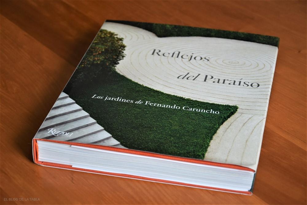Libro Reflejos del Paraiso. Los jardines de Fernando Caruncho
