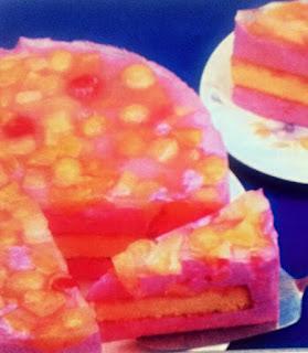 Resep Roesemary Layer Cake Mudah dan Menarik