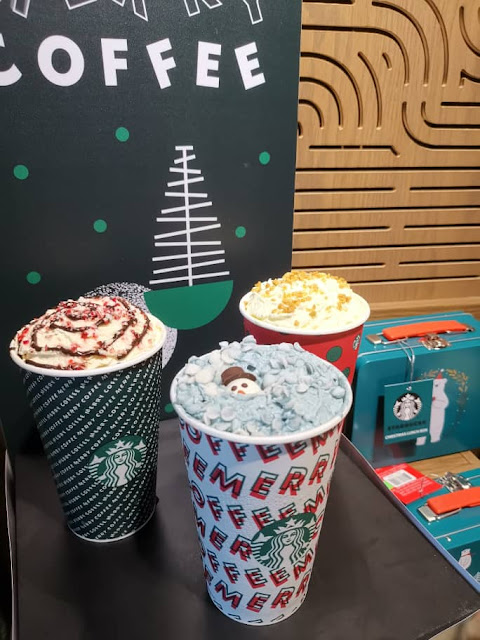 Have A Merry Coffee This Holiday Season At Starbucks