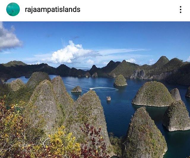 Raja Ampat, Wisata Alam di Papua