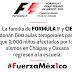La Familia de Formula 1® y los organizadores del FORMULA 1 GRAN PREMIO DE MÉXICO 2017™ hacen una donación en conjunto para ayudar a que 9,000 niños mexicanos regresen a la escuela