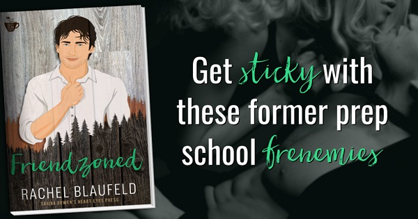Get sticky with these former prep school frenemies.
