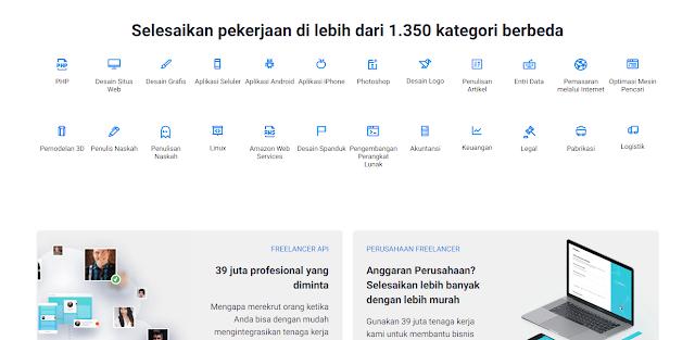 Freelancer situs freelance terbaik Indonesia
