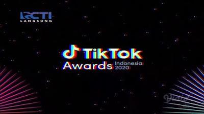 Daftar pemenang tiktok award 2020