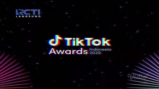 Daftar Pemenang Tik Tok Awards 2020